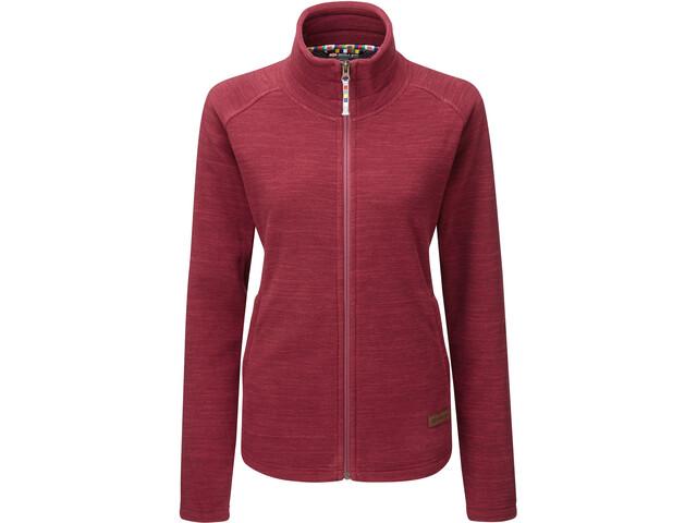 Sherpa Sonam Naiset takki , punainen
